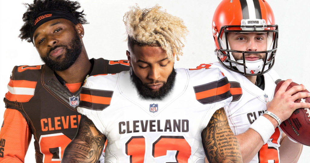 Wkyc Channel 3 Becomes Browns Prime Time Broadcast Station